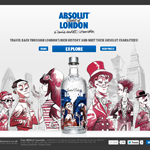 ABSOLUT Spirit of London