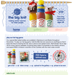 innocent The Big Knit tab