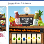 innocent fruit machine