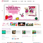 innocent drinks Irish site
