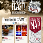 American Street Feasts @FoodNetworkUK